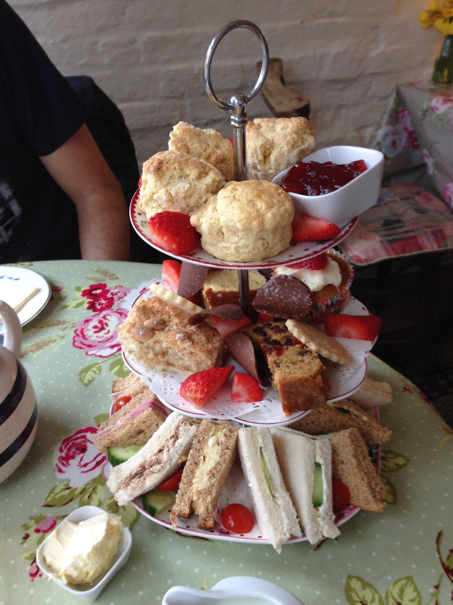 La tradizione dell'afternoon tea